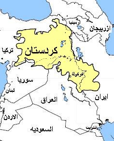 Kurdistan_Map_Masri