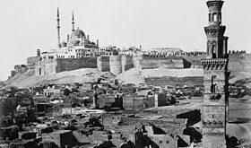 Cairo-citadel-1800s